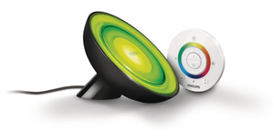 Philips LivingColors Bloom schwarz mit FB | Dodax.ch