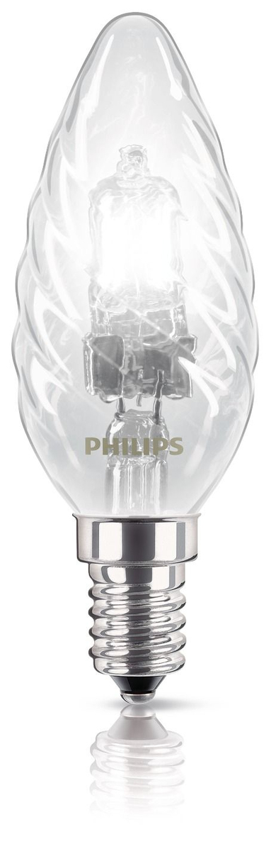 Philips EcoClassic Candle deco lamp Halogen candle bulb   Dodax.ca