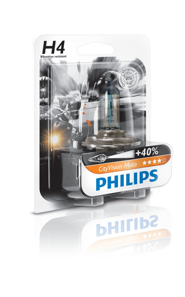 Philips CityVision Moto Automotive headlighting lamp | Dodax.com