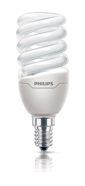 Philips Energiesparlampe Tornado Mini 12W, | Dodax.at