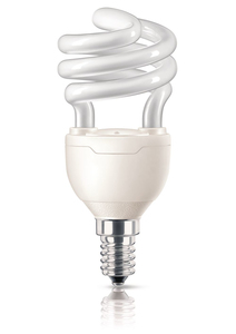 Philips Tornado Spiral energy saving bulb | Dodax.co.uk