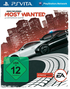Need For Speed: Most Wanted German Edition - PSV | Dodax.com
