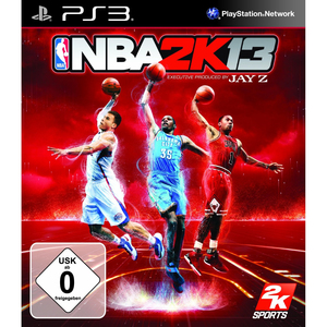 NBA 2K13 German Edition - PS3 | Dodax.at