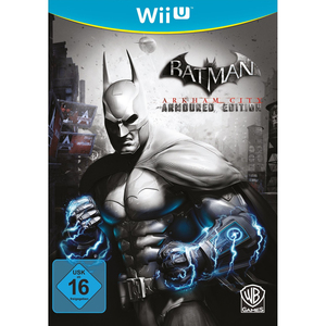 Batman: Arkham City Armoured Edition; German Version - Wii U | Dodax.at