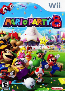 Mario Party 8 Nintendo Selects Edition, German Version - Wii | Dodax.de