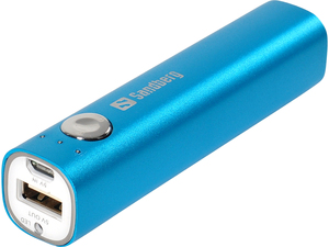 Sandberg PowerBar 2200 mAh Blue | Dodax.at