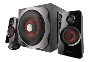 Trust GTX 38 2.1 Ultimate Bass Speaker Set | Dodax.ch