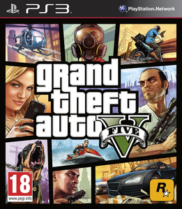 Take-Two Interactive Grand Theft Auto V, PS3 | Dodax.pl