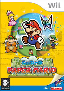 Super Paper Mario UK Edition - Wii | Dodax.ch