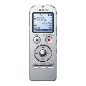 Sony ICD-UX533S, Voice Recorder | Dodax.ch