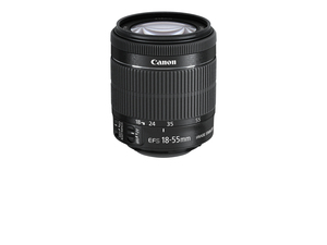 Canon EF-S 18-55mm f / 3.5-5.6 IS STM   Dodax.ch