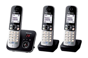 Panasonic KX-TG6823GB Telefon | Dodax.at