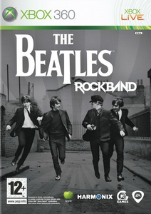 The Beatles: Rock Band UK Edition - XBox 360 | Dodax.co.jp