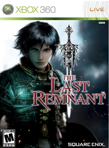 The Last Remnant UK Edition - XBox 360 | Dodax.co.uk