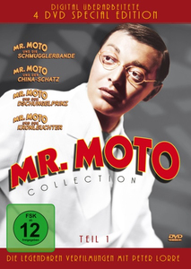 Mr. Moto Collection, 4 DVDs. Tl.1 | Dodax.ch