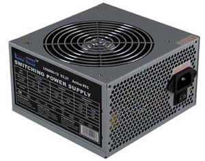 LC-Power LC600H-12 power supply unit | Dodax.nl