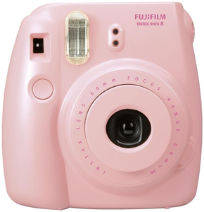 Fujifilm Instax Mini 8 pink | Dodax.at