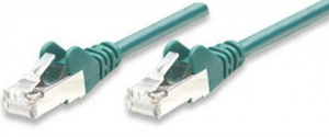 Intellinet - Cable Cat5e F/UTP 5m Green (ICOC F5E-050-GREE) | Dodax.de