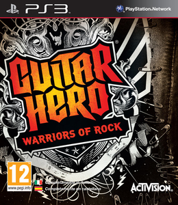 Guitar Hero Warriors of Rock Spanish Edition - PS3 | Dodax.at
