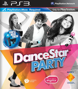 Dancestar Party Italian Edition - PS3 | Dodax.fr