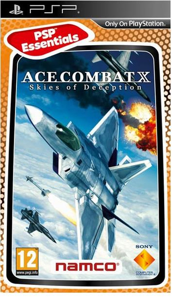 Sony Ace Combat X: Skies of Deception, PSP   Dodax.at