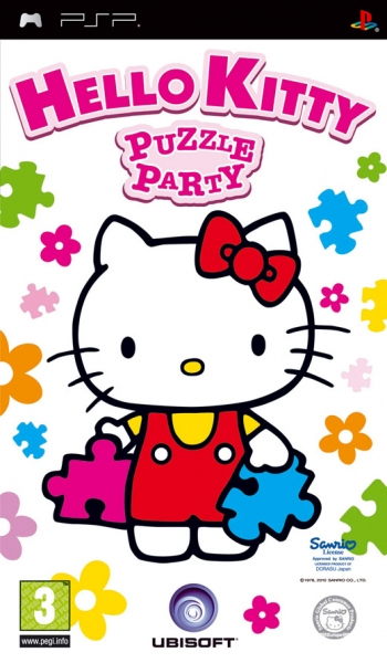 Ubisoft Hello Kitty Puzzle Party, PSP PlayStation Portable (PSP) Italian video game | Dodax.co.uk
