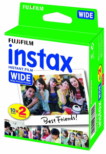 Fujifilm Instax Color 10 Blatt 2-P | Dodax.at
