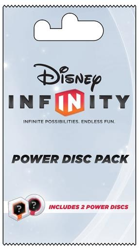 Infogrames Disney Infinity - Power Discs Pack | Dodax.co.uk