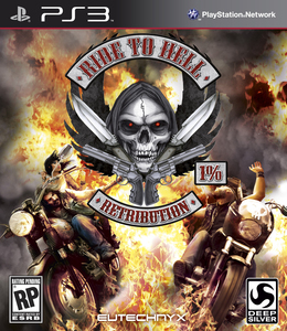 Deep Silver Ride to Hell: Retribution, PS3 PlayStation 3 Italian video game | Dodax.co.uk
