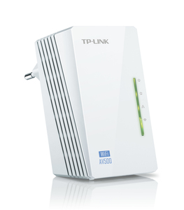 TP-Link TL-WPA4220: AV500 Powerline, 2xLAN | Dodax.at
