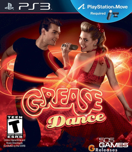 Grease: Dance Italian Edition - PS3 | Dodax.co.jp