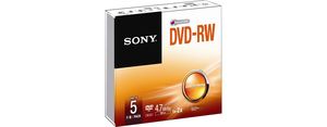 Sony DVD-RW 4.7GB 5x | Dodax.at