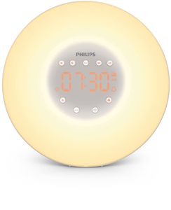 Philips Lichtwecker Wake-up Light HF3505/01 | Dodax.ch