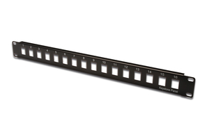 Digitus DN-91400 1U patch panel | Dodax.com