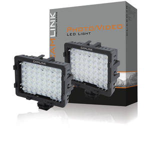 CamLink CL-LED48 LED-Lampe | Dodax.ch