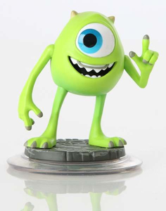 Disney - Disney Infinity Mike Collectible Figure (DINF-MIKE) | Dodax.com