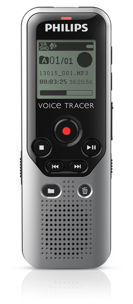 Philips Digital Voice Tracer DVT1200 | Dodax.ch