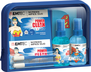 Emtec ECCLTRAVELKIT equipment cleansing kit | Dodax.ca
