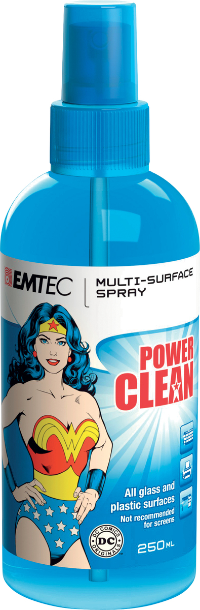 Emtec ECCLSPRMULT equipment cleansing kit | Dodax.co.uk