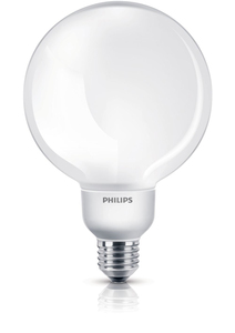 Philips Energiesparlampe Softone Globe E27, | Dodax.at