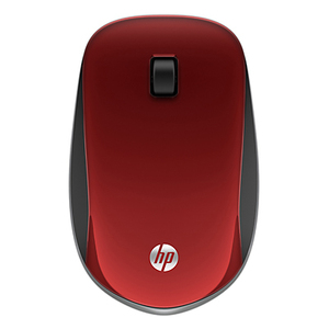 HP - Wireless Mouse Red (Z4000) | Dodax.ch