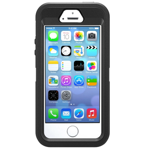Otterbox - Defender Series Case for iPhone 5/5S, Black (77-35111) | Dodax.ch