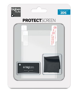 Image of Big Ben, Protection Kit For Screens 2DS