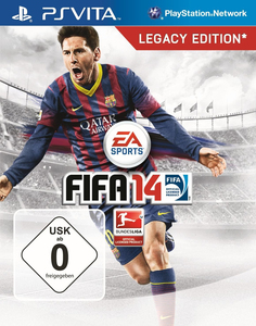 FIFA 14 Legacy Edition; German Version - PSV | Dodax.ch