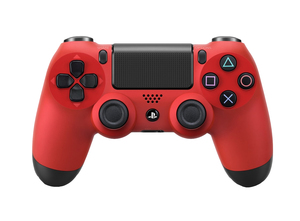 Sony DualShock 4 Gamepad PlayStation 4 Rosso | Dodax.it