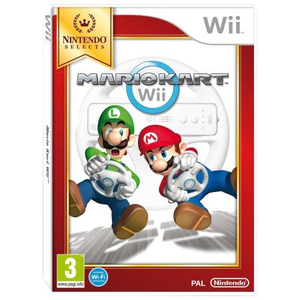 Mario Kart Wii Nintendo Selects Edition, Italian Version - Wii | Dodax.co.uk