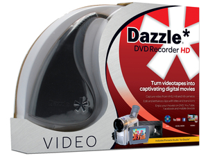Dazzle DVD Recorder HD ML, 1 DVD-ROM | Dodax.at