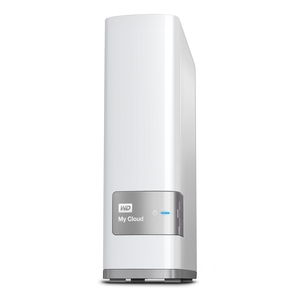 "HD WD MyCloud 3.5"" 4TB, NAS 
