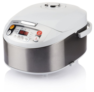 Philips Viva Collection HD3037/70 980W White rice cooker | Dodax.ch