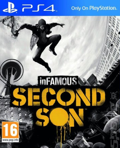Sony inFamous: Second Son, PS4 | Dodax.es